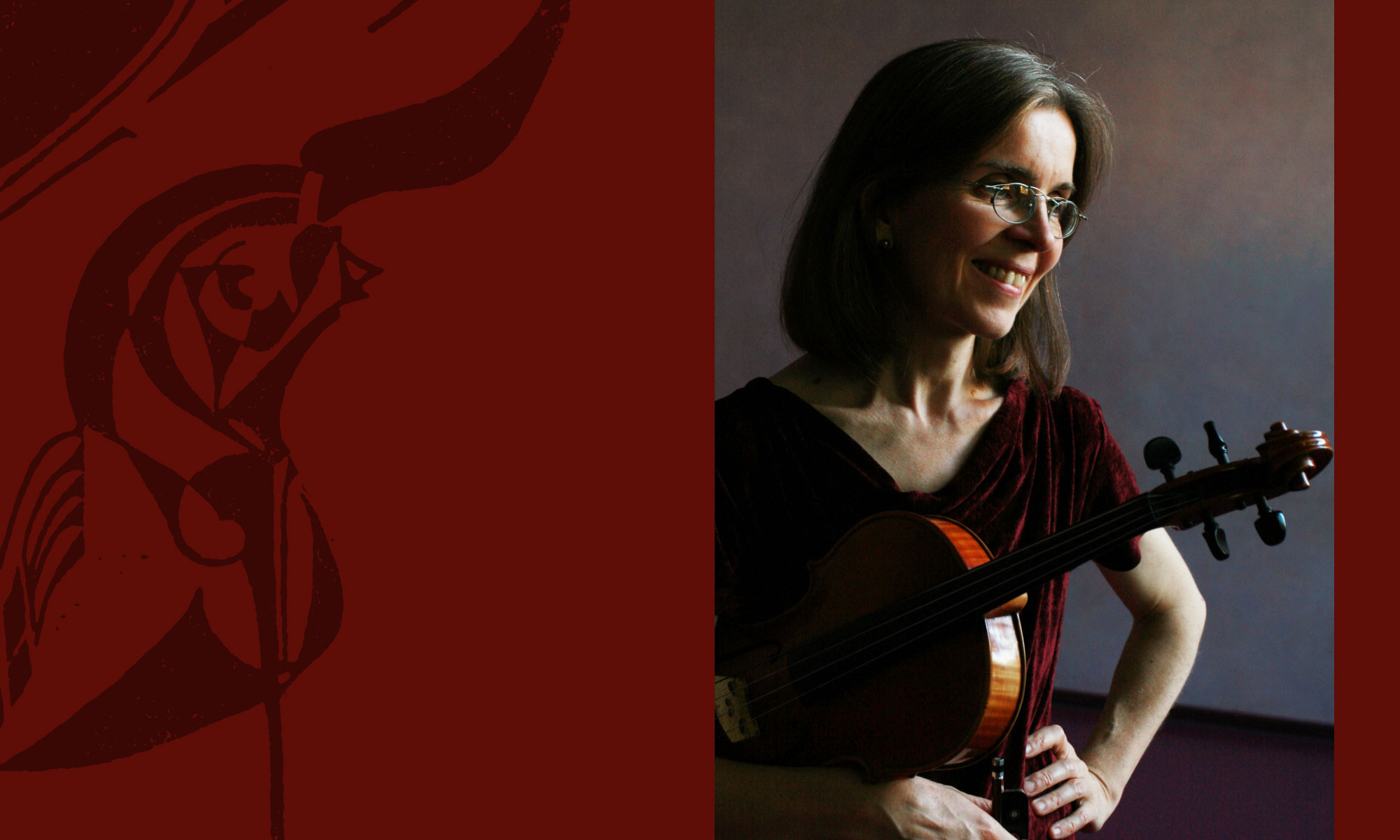 Helen Weber - Viola und Violine